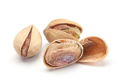 Dry salted pistachio Royalty Free Stock Image