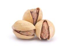 Dry salted pistachio Stock Image