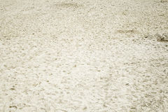 Dry sand beach Royalty Free Stock Photography