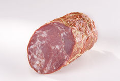 Dry sausage Stock Images