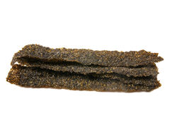 Dry seaweed Stock Images