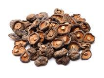 Dry Shiitake Mushroom Royalty Free Stock Images