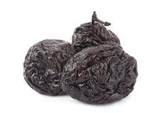 Dry smoked plum Royalty Free Stock Image