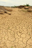 Dry soil Royalty Free Stock Photos
