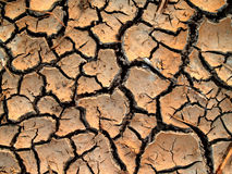 Dry soil 3 Royalty Free Stock Images