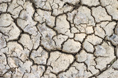 Dry soil Royalty Free Stock Photos