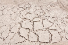 Dry soil. Ageing background banner barren breach Royalty Free Stock Photos