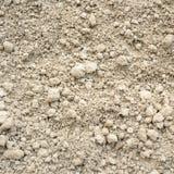 Dry Soil Background Stock Photo