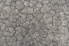 Dry soil for background. Detail dry soil for background royalty free stock photography