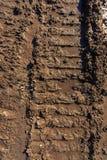 Dry soil closeup before rain Royalty Free Stock Photo