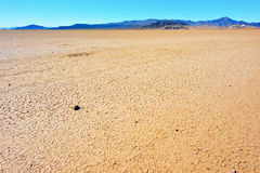 Dry soil in Death Valley Royalty Free Stock Image