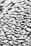Dry soil in the desert Stock Photography