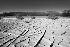Dry soil in the desert Royalty Free Stock Image