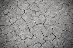 Dry soil and gravel Stock Image