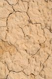 Dry soil and sand closeup texture stock photography