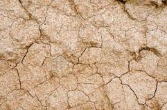 Dry soil texture Stock Image