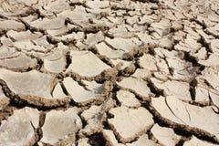Dry soil texture Royalty Free Stock Photo