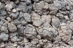 Dry Soil Texture Stock Photo