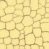 Dry soil stock illustration