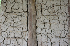 Dry soil texture Royalty Free Stock Photography