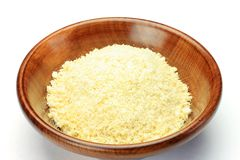 Dry soy pulp Stock Photos