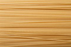 Dry spaghetti closeup texture. background Stock Photos