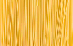 Dry spaghetti pasta Stock Images