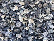 Dry stone texture Stock Image
