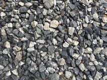 Dry stone texture Stock Photography