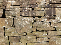 Free Dry Stone Wall Royalty Free Stock Photography - 10953437