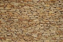Dry stone wall Stock Photo