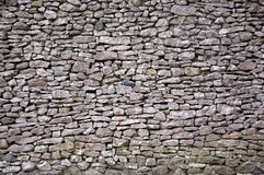 Dry stone wall. Large dry stone wall located in Cumbria, England Stock Photos