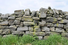 Free Dry Stone Wall Royalty Free Stock Photography - 15353987