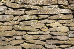 Dry stone wall Stock Photography