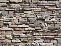 Dry Stone Wall. Royalty Free Stock Photos