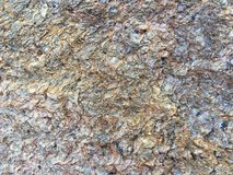 Dry stone wall texture. Close up dry stone wall texture Royalty Free Stock Photography
