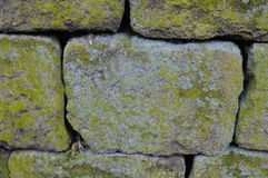 Dry Stone Wall Texture. Yorkshire Gritstone Dry Stone Wall Texture for perfect for agricultural or rural articles Royalty Free Stock Photos