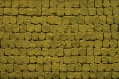 Dry stone wall in Vietnam. Dry stone wall in Danang, Vietnam Stock Photos