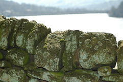 Dry Stone Wall Stock Photos