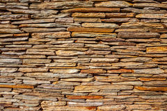 Dry Stone Walls Stock Photography