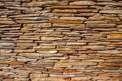 Dry Stone Walls Stock Photography