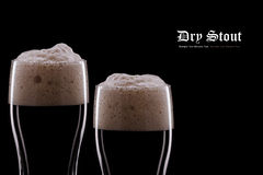 Dry Stout Stock Photography