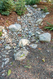 Dry Stream Bed Royalty Free Stock Photography