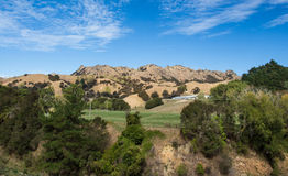 Dry Summer Hill Royalty Free Stock Image