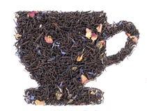 Dry tea Stock Photography