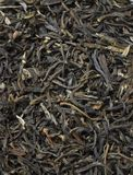 Dry tea leaves Stock Photo