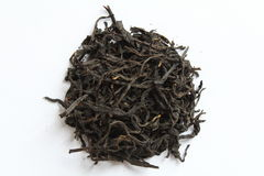 Dry Tea. On a white background Royalty Free Stock Image