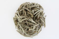 Dry Tea. On a white background Stock Images