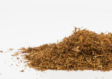 Dry tobacco. Dry tobacco - Stock image macro Stock Images