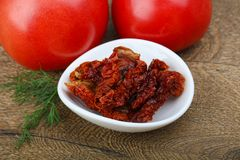 Free Dry Tomato Royalty Free Stock Images - 111967599
